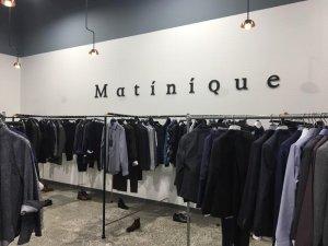 Visite chez Matinique