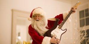 Père Noel Guitare