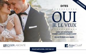Concours Mariage - Roger Labonté