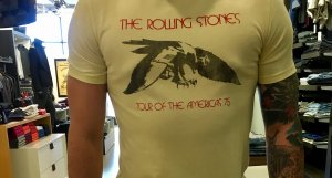 Rolling Stones une